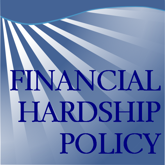 Financial Hardship Policy Template and Notes